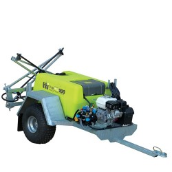 200L Bertolini Pump TrailPro ATV Trailer