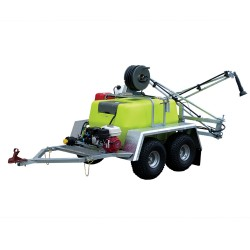 400L Spray Marshal Disinfectant SpotPro ATV Trailer