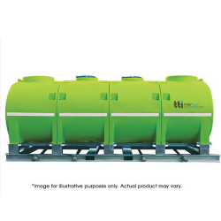 12500L InterLoc Modular Tank