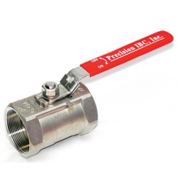 "2"" Stainless Steel NPT Ball Valve"