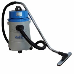 30L Aussie Heavy Duty Industrial Wet/Dry Vacuum
